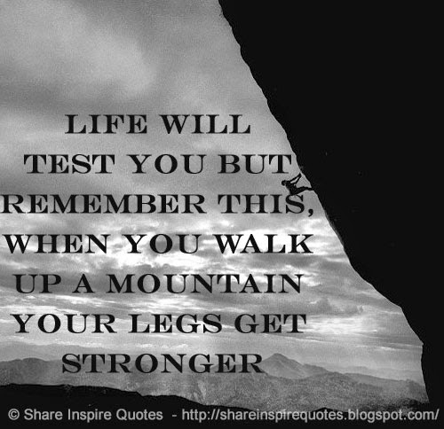 Life Is A Test Zoes Blog